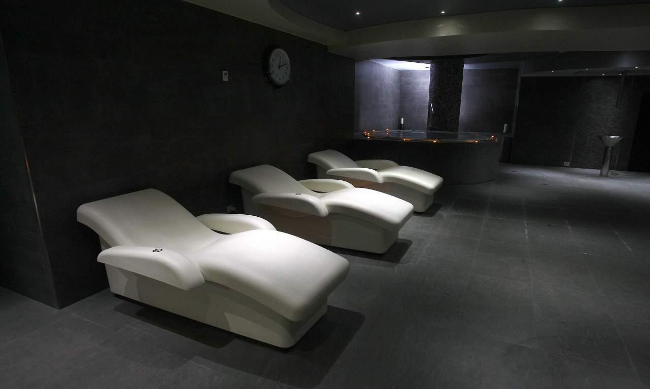 Hotel Real Jaca sillón térmico